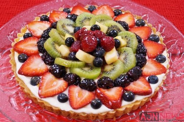 The Best Fruit Tart Recipe!