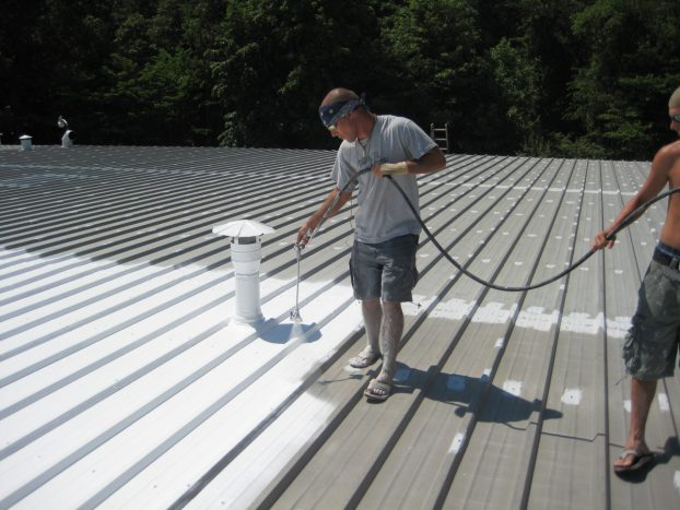 Roof Coat Is Not Paint – What Is It