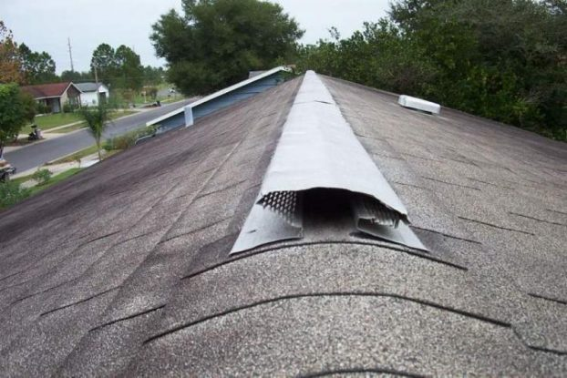 What To Know About Home Ridge Vents