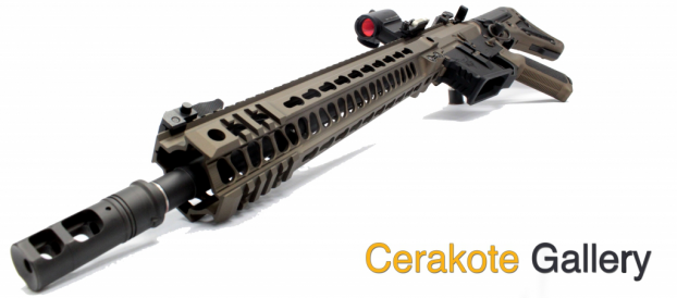 How To Increase Your Gun Value Using Cerakote Coating Technology?