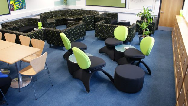 Some Great Ideas For Breakout Space Areas