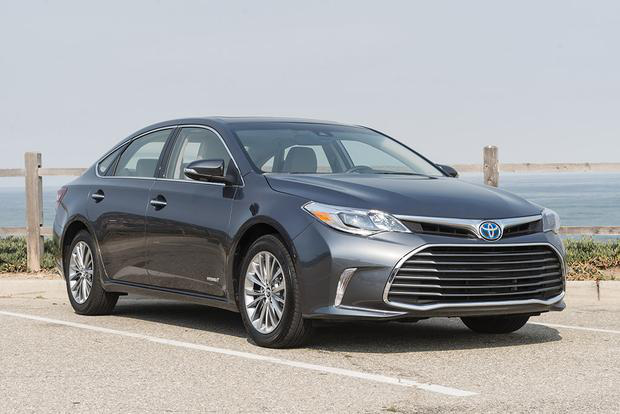 Advantages Of Toyota Hybrid Cars